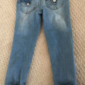 Little girls Hudson jeans